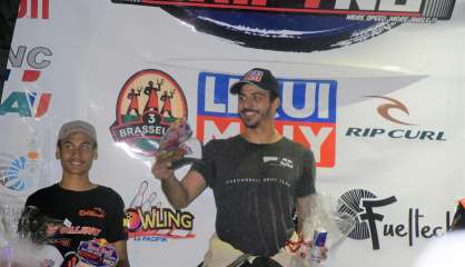 Drift : Alexis Barbou Junior, premier vainqueur à Tomo Valley