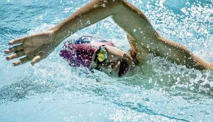 Les nageurs ont fait un dernier effort