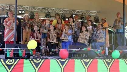 Dumbéa: la Fête Nationale de Vanuatuse fête jusqu'àce soir au parc Fayard