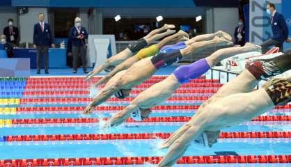 Natation: Maxime Grousset se qualifie sur 100 mètres nage libre