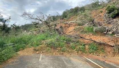 Katiramona : un appel d'offres va être lancé pour débloquer la route