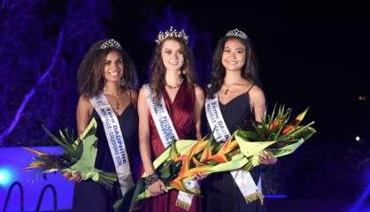 Louisa Salvan est Miss Nouvelle-Calédonie 2020