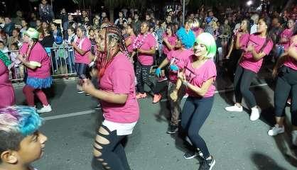 La 33e édition du carnaval de Nouméa a enchanté le public