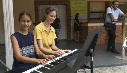 Journée portes ouvertes au Conservatoire de Nouméa