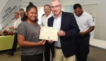 Les «élèves pairs» du lycée Jules Garnier ont reçu leur attestation de formation