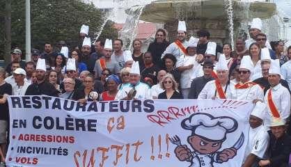 Les restaurateurs se mobilisent contre la délinquance