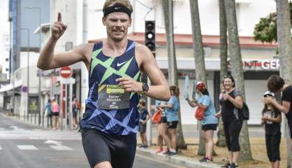 Athlétisme : Bastien Rouzoul et Christine Libon dominent la Néobus Race