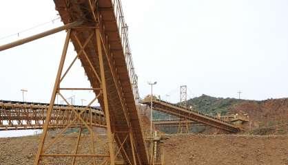 L'activité a repris sur le site minier de Népoui