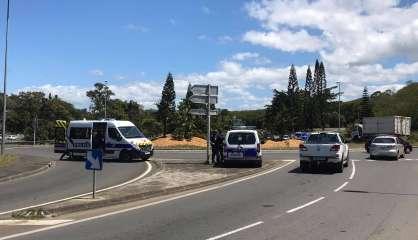 La bretelle d'accès à Ko Wé Kara fermée, plusieurs ralentissements dans Nouméa
