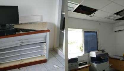 Le guichet OPT de Saint-Joseph, à Ouvéa, a été vandalisé