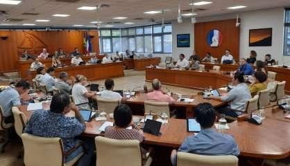 Séance budgétaire houleuse à la province Sud