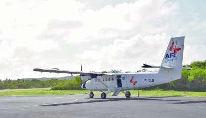 Air Loyauté suspend ses vols à partir de dimanche soir