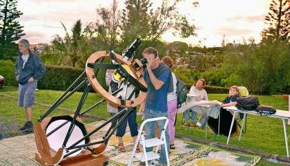 Jupiter, Saturne et Mars dans le viseur, demain soir, à Nouville