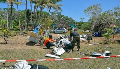 Crash d'avion à Lifou, plusieurs « facteurs » ont contribué à l'accident