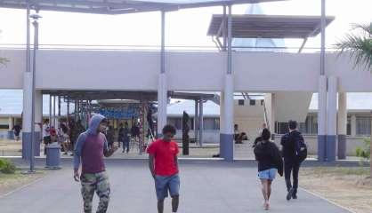 Portes ouvertes au lycée de Pouembout