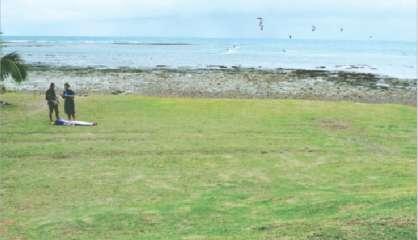 Baignade et activités nautiques interdites à proximité du récif Ricaudy, à Nouméa