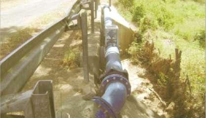 Casse de canalisation à Koné, plusieurs secteurs privés d'eau