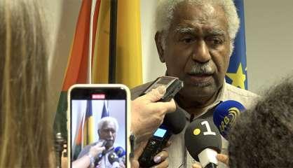 [VIDÉO]Roch Wamytan souhaite rester à la tête du congrès