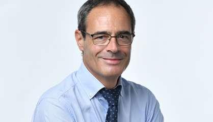 Guillaume Verschaeve, nouveau directeur général de la SLN