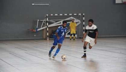 Futsal : L'UNC, l'Olympique, Wetr et l'ASPTT rejoignent les demi-finales de la Coupe