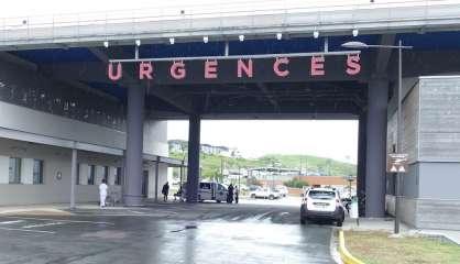 Deux refus de priorité, un motard hospitalisé au Médipôle