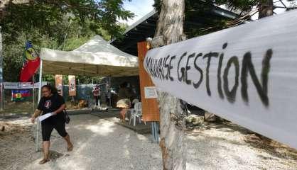 Une partie du personnel du Centre culturel Tjibaou est en grève
