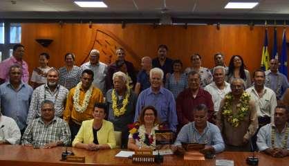 [VIDEO] La province Sud et Wallis-et-Futuna signent une « déclaration d'engagement »