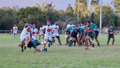 Rugby : l'Olympique s'en sort à Païta