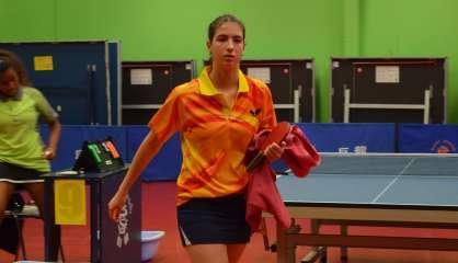 Tennis de table : Solenn Danger et Ronan Aubry champions de Calédonie