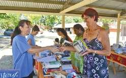 Hier matin, la Société protectrice des animaux en Nouvelle-Calédonie (Spanc) proposait une brocante afin de lever des fonds pour l'association. Mais une fois n'est pas coutume, peu de gens se sont déplacés. « On a une petite affluence, sans doute à cause