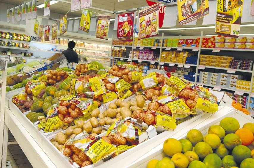 Le panier de fruits et de légumes frais a augmenté de 10 % en un mois pour  le consommateur calédonien.