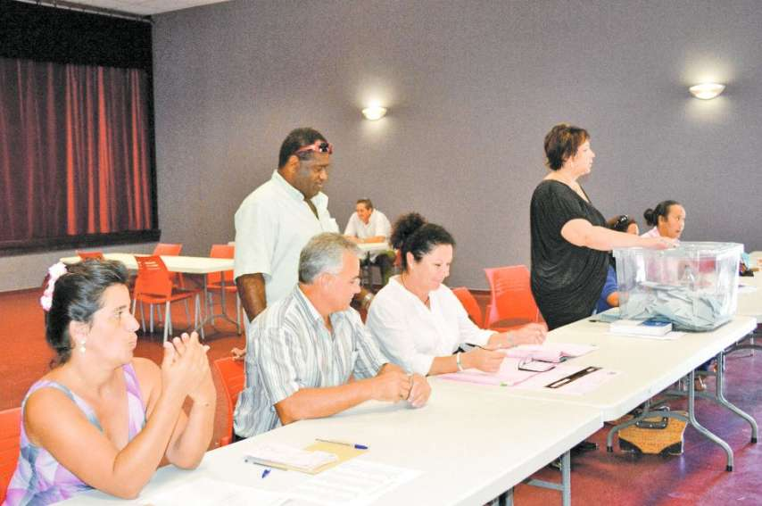 Le 23 mars 2014, les Bouraillais ont voté pour le premier tour des élections municipales, que remportera ensuite Brigitte El Arbi. Depuis, la maire a peu à peu perdu ses appuis, jusqu'à la chute du conseil.