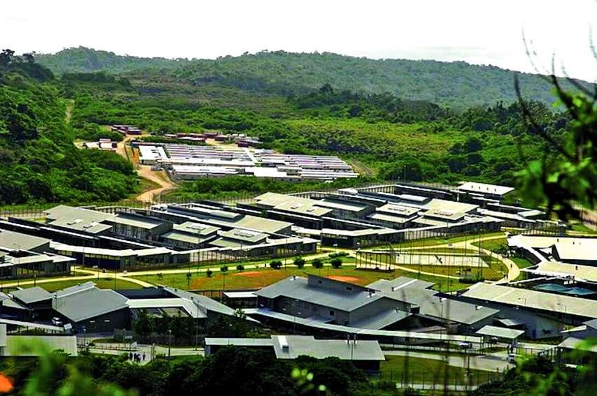 Le 4 octobre dernier, le gouvernement australien avait annoncé la fermeture du camp de Christmas.Photo DR