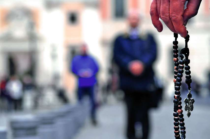 « J'espère que cette réunion sera vue comme un tournant, pas une fin de partie », formule le cardinal américain Blase Cupich, homme de confiance du pape aux Etats-Unis.Photo AFP