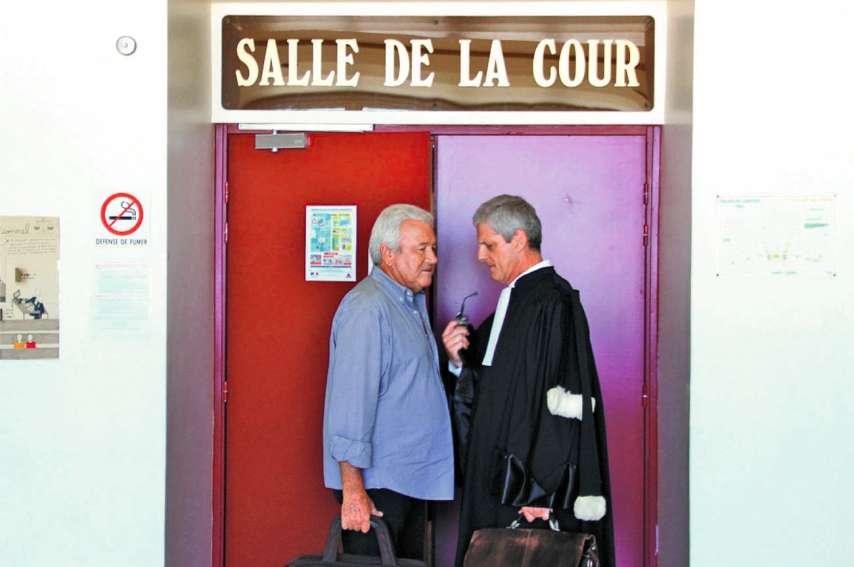 La cour d'appel de Nouméa, dans une composition différente, est appelée à se pencher à nouveau sur l'affaire de la 3G. Photo Archives LNC