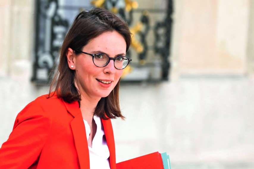 « Au-delà des moyens financiers, la France se bat également pour les spécificitésdes outre-mer a affirmé Amélie de Montchalin. Photo Ludovic Marin/AFP
