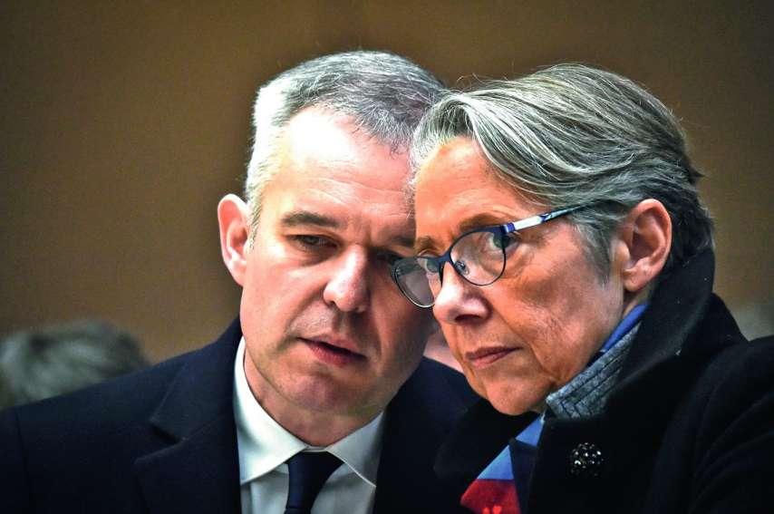 Face aux révélations de Médiapart, François de Rugy a été lâché par le gouvernement. Elisabeth Borne,la ministre des Transports, a été nommée à sa place.Photo AFP