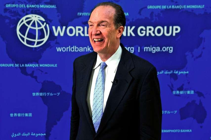 Dès son arrivée à la tête de la Banque mondiale en avril, David Malpass a souligné l'urgence de s'attaquer  à la pauvreté. Et c'est symboliquement à Madagascar, en Ethiopie et au Mozambique qu'il s'était alors rendu :« Il y a toujours 700 millions de pers