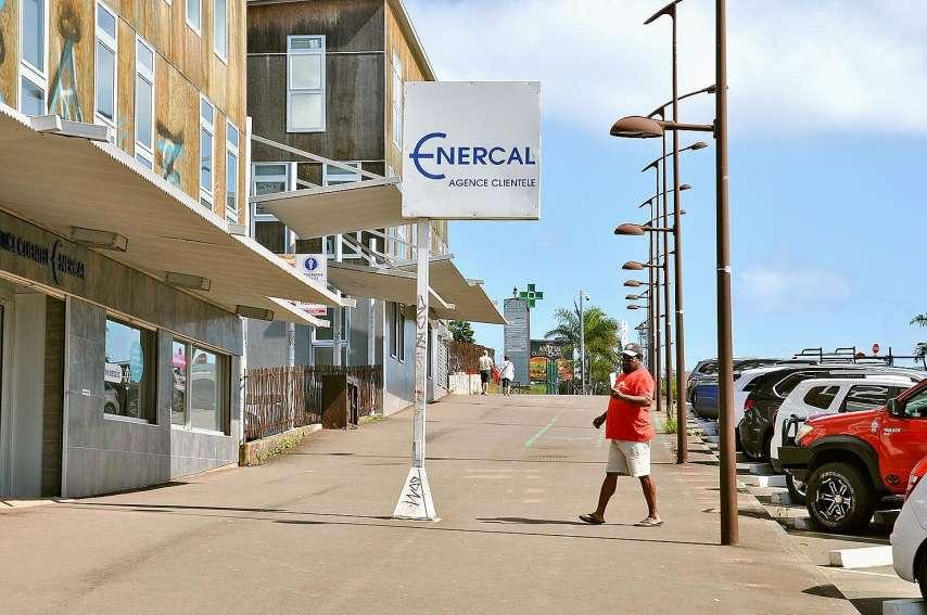 Enercal, qui a une agence dans l'immeuble voisin du Sign, de la Sem agglo et du SMTU s'est joint au projet.