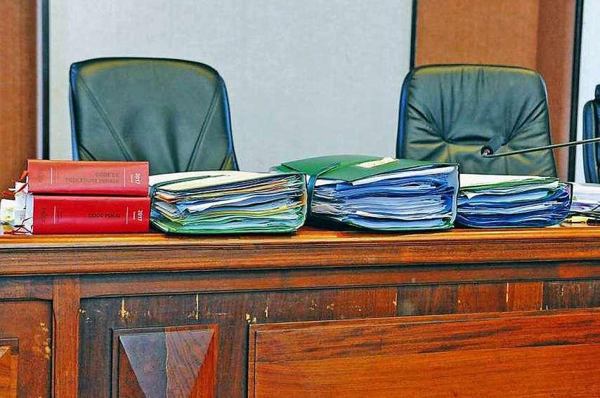 Avant que la cour et les jurés ne rendent le verdict, Iréné Tonchane a demandé « pardon » à sa famille. Archives LNC