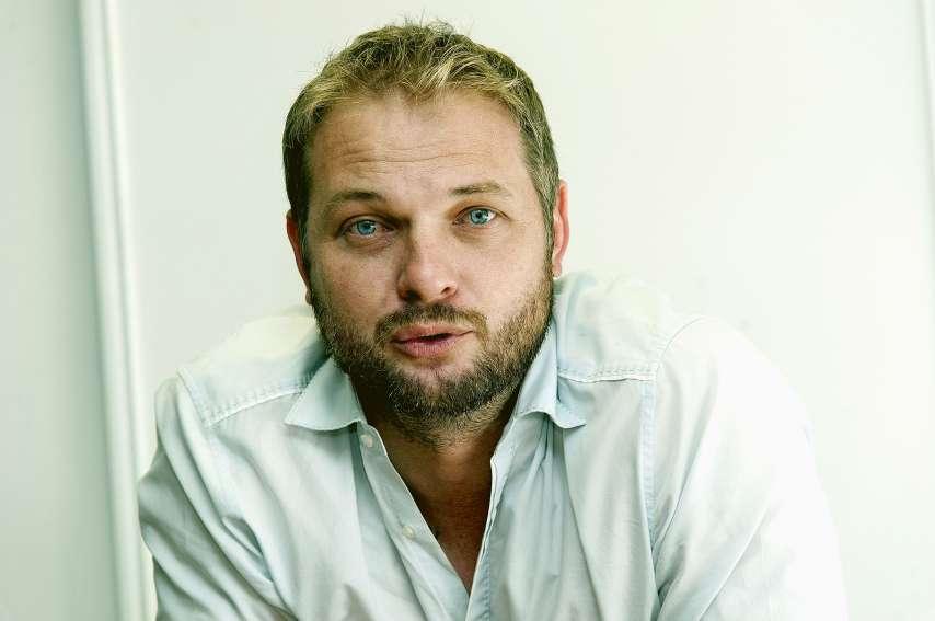 Pour Nicolas Metzdorf, « un bon homme politique doit être proche des gens ».Photo Cyril Terrien