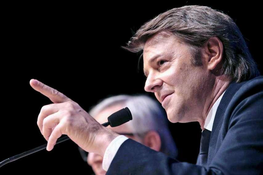 François Baroin, président de l'association des maires de France. Photo DR