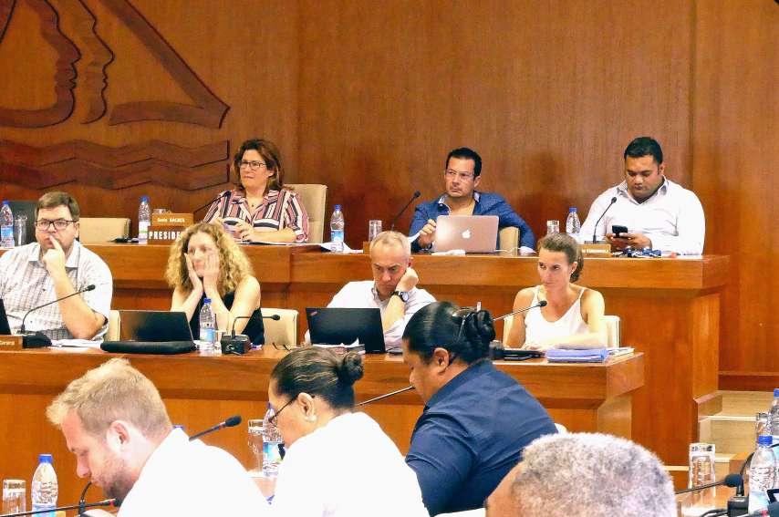 Le texte a été voté à l'unanimité des groupes politiques.        Philippe Frédière