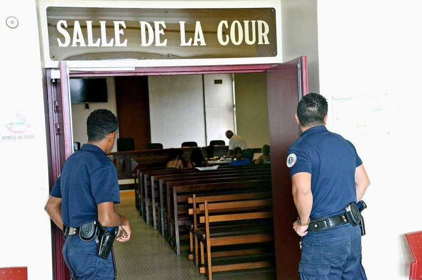 La cour d'assises a condamné à huit ans de réclusion criminelle Jérémie Daoulo pour le meurtre d'un cousin, Blaise Daoulo, à Touho. Archives LNC