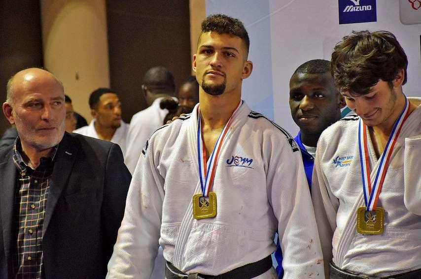 Alexis Mathieu a débuté le judo au Seidokan de Koumac. Il a rejoint la Métropole en janvier 2015.Photo Y.C.
