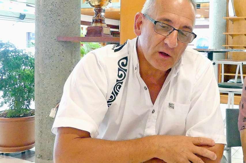 Philippe Graveaud, président de l'Association des pensionnés civils et militaires de l'Etat.Photo Ph.F.