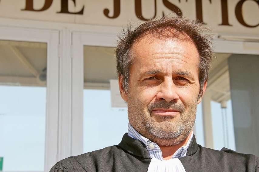 Philippe Gillardin est secondé par Lionel Chevalier, vice-bâtonnier. Ph. J.-A.G.-L.