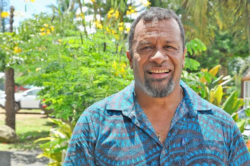 « Le mot « rééquilibrage » a pratiquement disparu du discours des élus du Nord », expose Didier Poidyaliwane. Photo Y.M