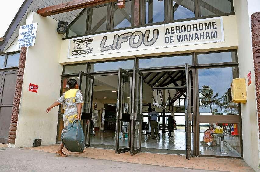 Si vous voulez vous rendre sur Lifou, seules les rotations d'Air Loyauté sont assurées pour le moment.  Photo archives YM