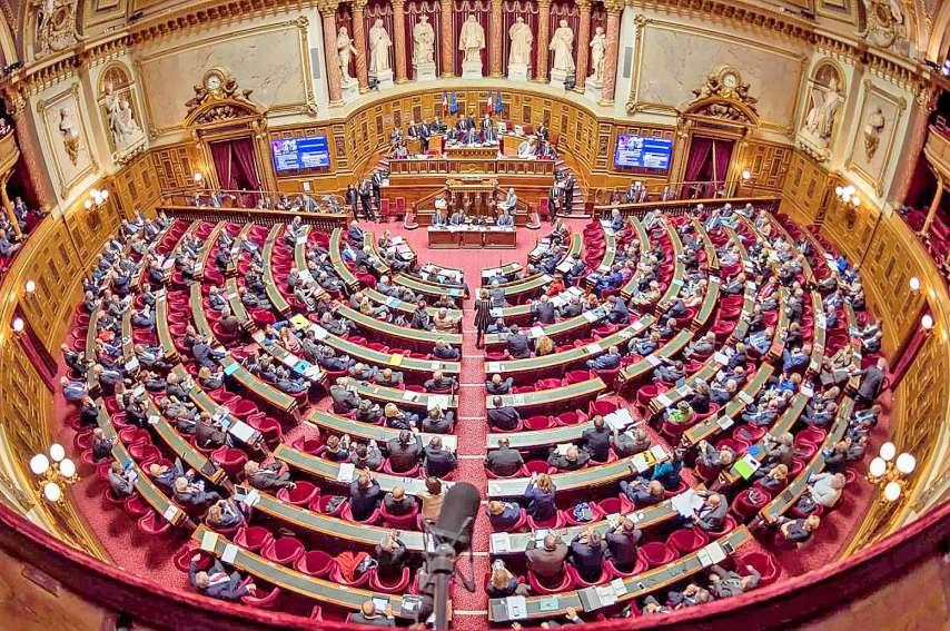 L'amendement de Gérard Poadja pourrait revenir par une autre voie.Photo : AFP